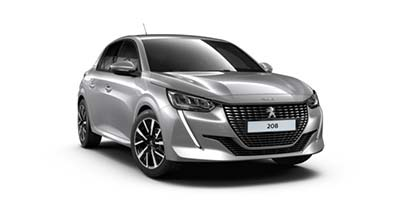 Peugeot 208 - Available In Cumulus Grey
