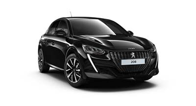 Peugeot 208 - Available In Nera Black