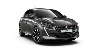 Peugeot 208 - Available In Nimbus Grey