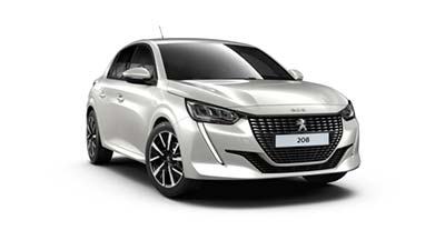 Peugeot 208 - Available In Pearlescent White