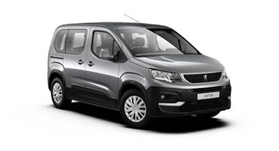 Peugeot Rifter - Available In Cumulus Grey