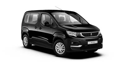 Peugeot Rifter - Available In Onyx Black