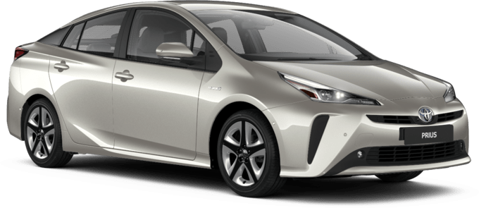 Toyota Prius - Available in Autumn Silver