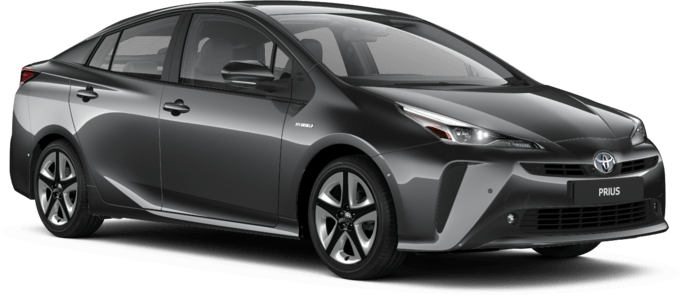Toyota Prius - Available in Decuma Grey