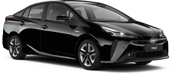 Toyota Prius - Available in Galaxy Black