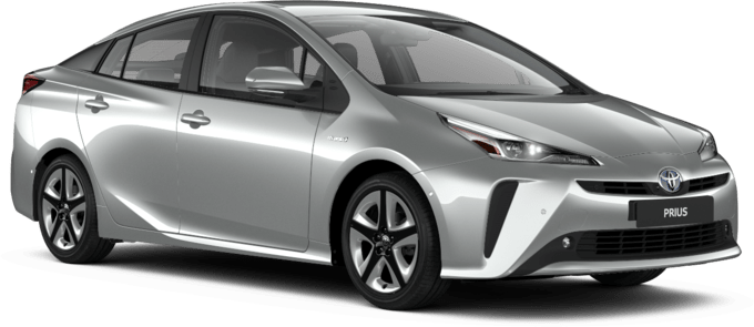Toyota Prius - Available in Tyrol Silver