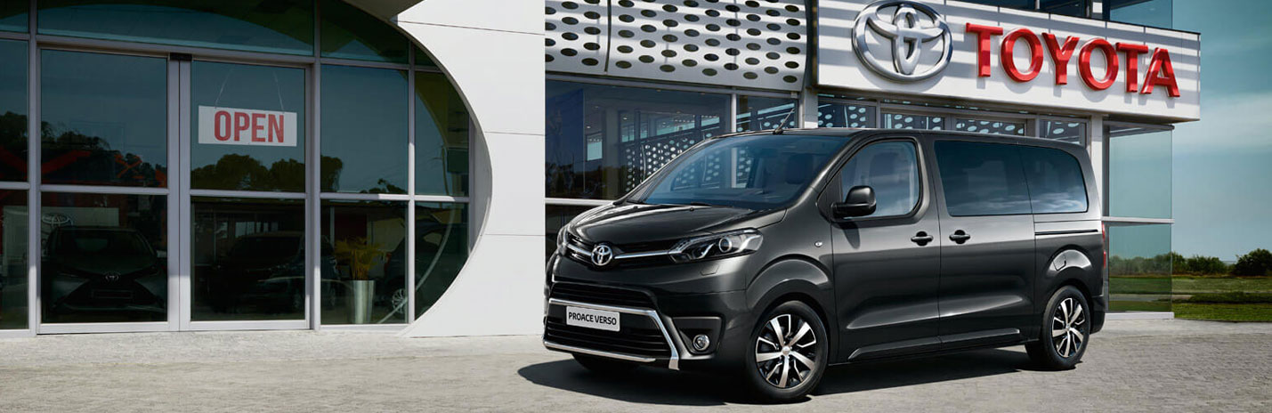toyota proace-verso Banner