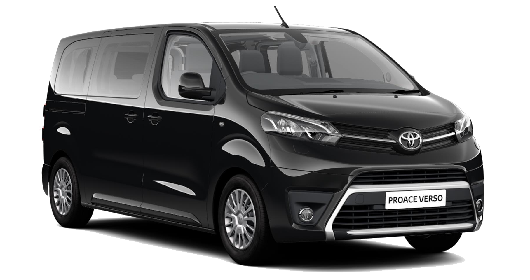 Toyota Proace Verso - Available in Black Opal