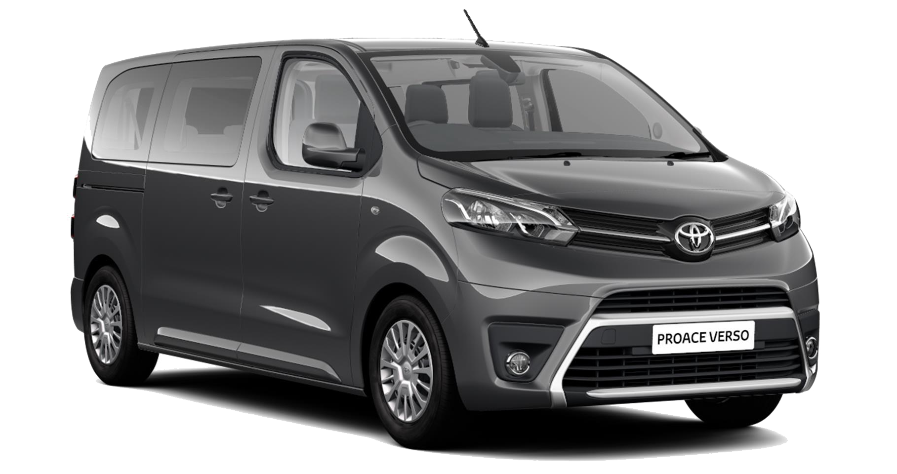 Toyota Proace Verso - Available in Falcon Grey