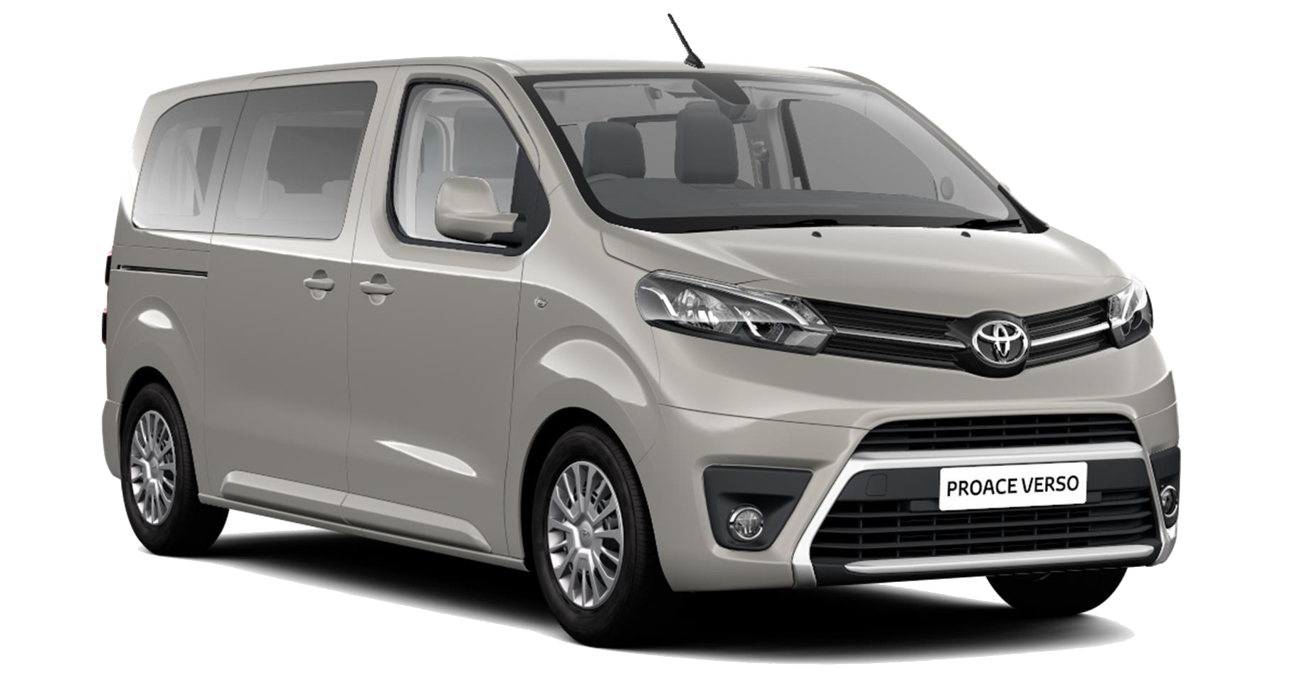 Toyota Proace Verso - Available in Grey Limestone