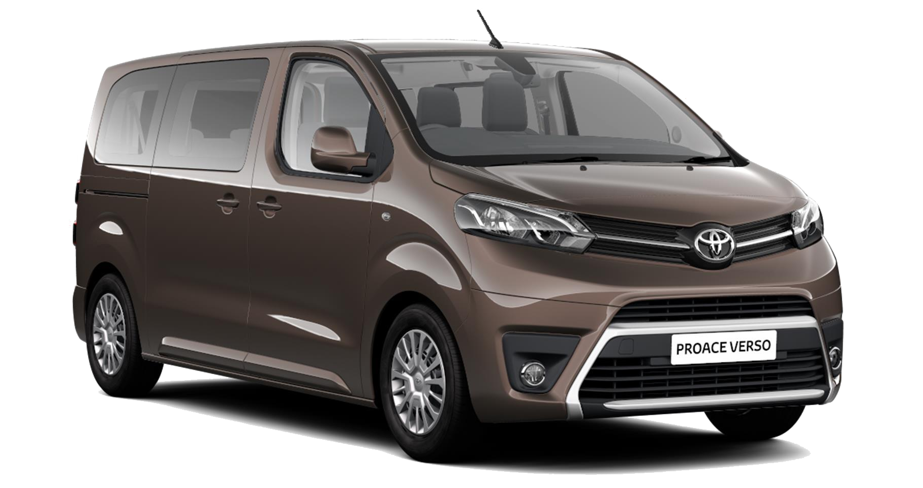 Toyota Proace Verso - Available in Rich Oak